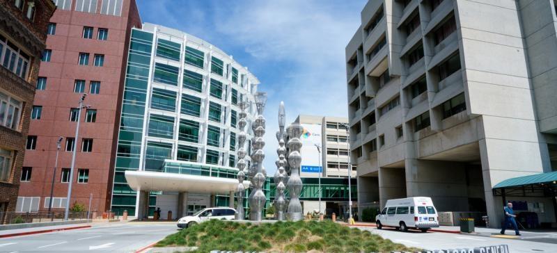 A building complex