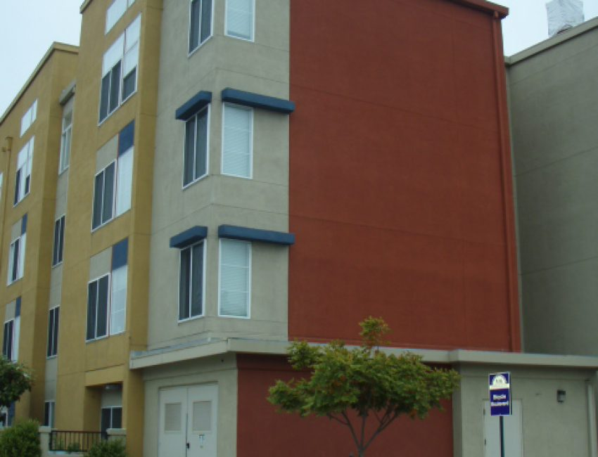 The Courtyards, Emeryville